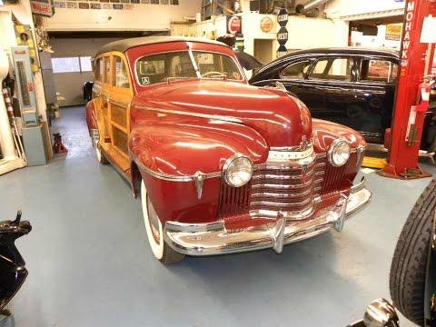 Vintage Videos - Vintage Motorcars - Westbrook, CT