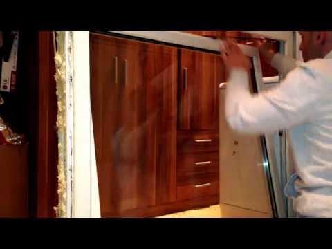 Fenster öffnen (Kipp-Fenster Öffner selbstgebaut)Ausgesperrt/Schlüssel vergessen