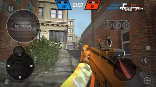 GUN GAME!!! -Bullet Force Android Gameplay #1