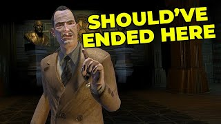 10 Video Games That Almost Had The Perfect Ending (But Ruined It)