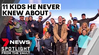Donor Dad | Father discovers he has 11 children he never knew about | Sunday Night