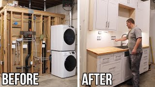 THE REVEAL - ROOKIE COUPLE BUILDS DIY DREAM KITCHEN