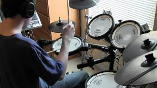 Threshold - Freaks - Drum Cover (Tony Parsons)
