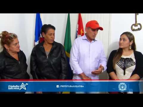 Graças a Ex Presidente Dilma Juquitiba recebe Médicas Cubanas