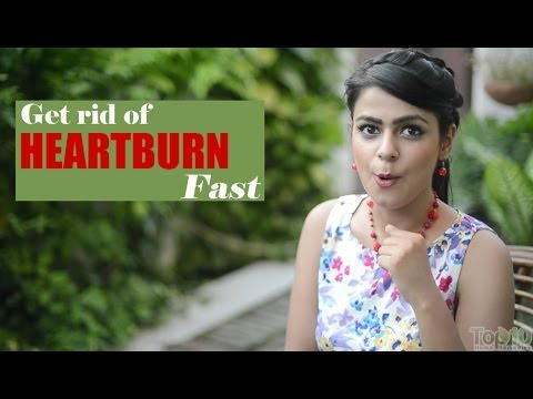 Video Heartburn - Top 3 Natural Home Remedies
