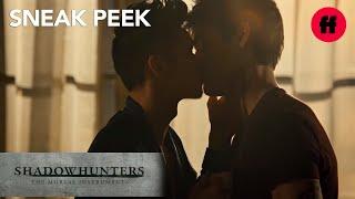Shadowhunters | Season 2, Episode 15 Sneak Peek: Alec Worries About Magnus | Freeform