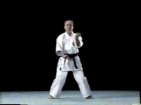 Naihanchi Shodan Shito Ryu