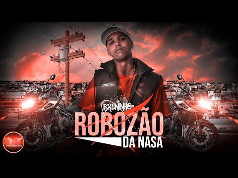 🔵Mc Bruninho NB - Robozão da Nasa (#Lyric Vídeo Oficial) Dj Viier