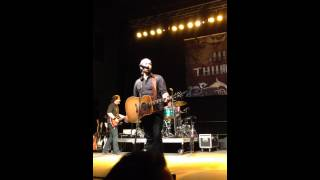 Josh Thompson: Name in this Town Live