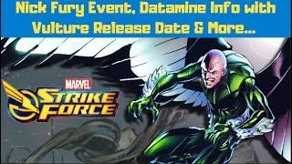 marvel strike force upcoming events - मुफ्त