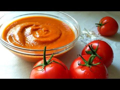 Cómo preparar tomate frito casero. Salsa de tomate