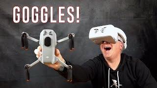 DJI Mini 2 - Goggles HACK