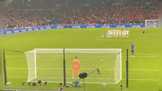 England vs Italy Full Penalty Shootout Euro Final 2021 Highlights