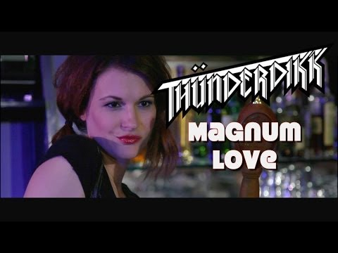 "Official ""Love in the Time of Monsters"" Music Video! ""Magnum Love""by Thünderdikk [HD]"