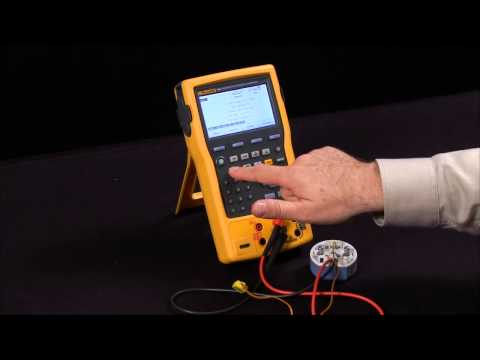 How to Perform A HART Calibration On A Documenting Process Calibrator