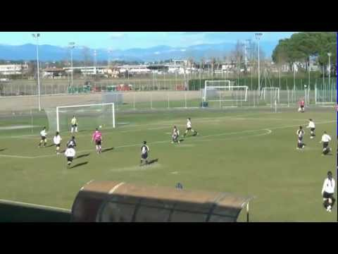 Preview video Castelfranco CF - Spezia = 5 - 2