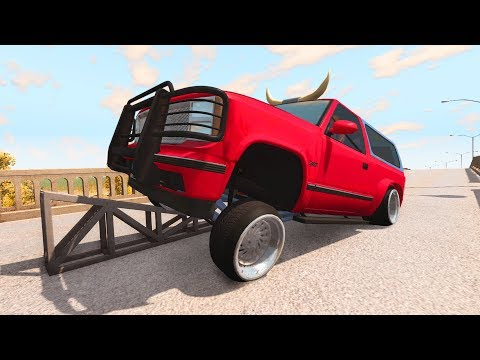 MOST Satisfying Rollovers #1 BeamNG Drive CrashTherapy