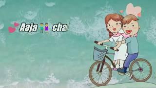 Riyaju Ddin - New Cute 😍 Love 💖 Whatsapp Status Video  GF