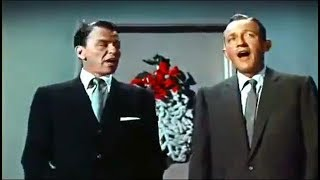 Frank Sinatra & Bing Crosby And Chorus  -  O Come All Ye Faithful   - 20 Dec 1957