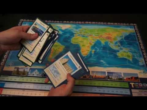 Terra - Das irdisch gute Wissensspiel - Friedemann Friese - Huch & Friends - Brettspielblog.net