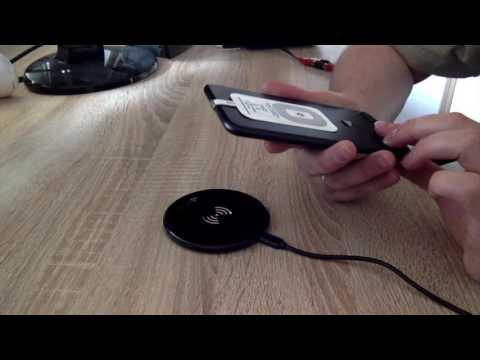 Review: Drahtloses Laden mit dem iPhone 7 // WIIUKA Flipcase aus Leder