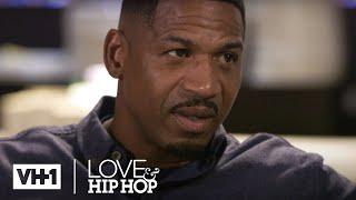 Stevie J  Faith Evans Have Dinner w/ Eva 'Sneak Peek' | Love  Hip Hop: Atlanta