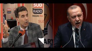 """""""Erdogan considère l'UE comme le ventre mou de l'Europe """"Alexandre Del Valle à Sud"""