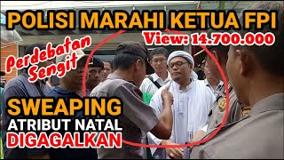 Download Video Polisi Ini Marahi Ketua FPI Sragen yang Ingin Sweeping Atribut Natal di Swalayan Mitra Sragen MP3 3GP MP4