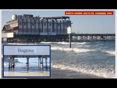 DAYTONA BEACH FLORIDA USA || POPULAR BEACH DESTINATIONS || SPRING BREAK VACATION|| BEACH IS LIFE ||