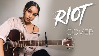 Riot By Summer Walker   Cover By Thalia