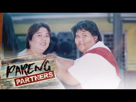 [ABS-CBN]  Pareng Partners: Josephine Nebreja shares the struggles of being overweight