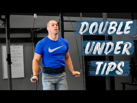 How to do DOUBLE UNDERS - What Helped ME | Cole Sager