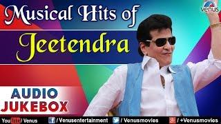 Musical Hits Of Jeetendra  Best Bollywood Songs  Audio Jukebox