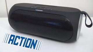 Blaupunkt Stereo LED RGB Subwoofer Speaker van de Action
