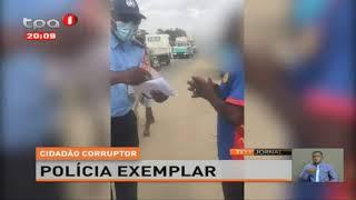 Cidadão corruptor: polícia exemplar