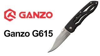 Ganzo G615 - відео 1