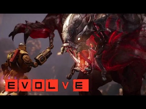 Видео № 2 из игры Evolve (Б/У) [Xbox One]