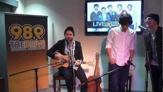 LIVE @ THE DRIVE with The Arkells - Book Club