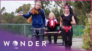 Bobby Mair Gets Involved In Some Pony Play | World Of Weird S1EP4