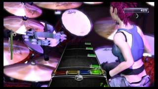 RB3: Cups and Cakes Spinal Tap Expert Drums 100 % FC Xbox