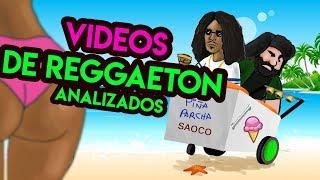 Videos de Reggaetón Analizados #02 - Coco, Piña, Saoco