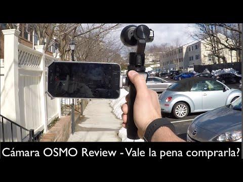 Cámara OSMO de DJI Review   Vale la pena comprarla?