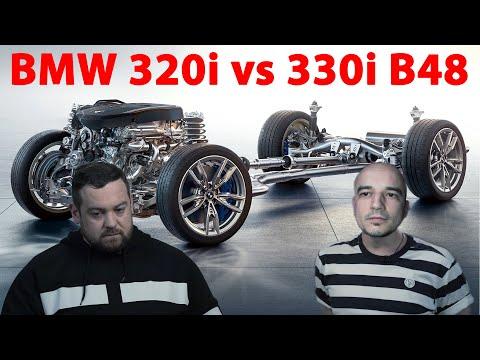BMW 320i и 330i в чем разница? ENG sub