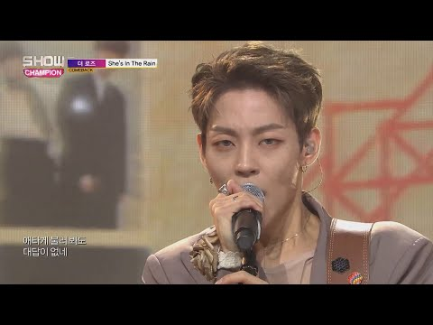 Show Champion EP.289 The Rose - She's In The Rain