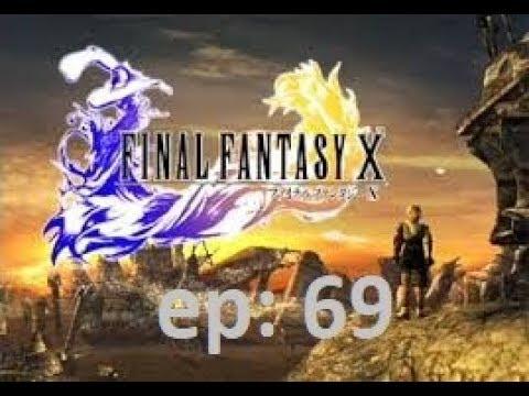 Final Fantasy X (PS4 - Sem Comentários) 69- (Filler) As trevas do traidor? Ultima Weapon aparece!!