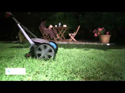 GARDENA Cylinder Lawnmower – Quick Facts