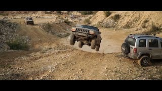 """Jeep Grand Cherokee 5.2 V8 ZJ """"The OffRoad Monster"""""""