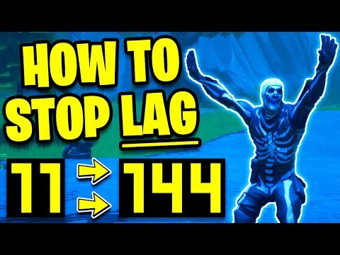 5 STEPS ON HOW TO INCREASE FPS IN FORTNITE MOBILE! FIX LAG