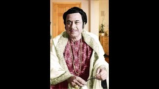 Tum Hi To Ho Woh - The last recorded solo song of Kishore