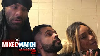 Mahalicia struggle to get on the same page for WWE Mixed Match Challenge Season 2 - Video Youtube